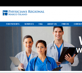 Physician's Regional Marco Island Walk-In Clinic