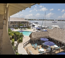 Cove Inn on Naples Bay Waterfront Hotel