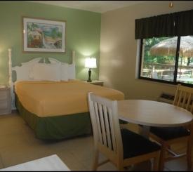 Poolside Kitchenette Room