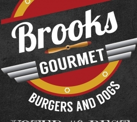 Brooks Gourmet Burgers and Dogs