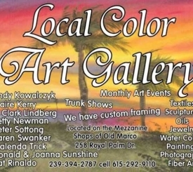 Local Color Art Gallery