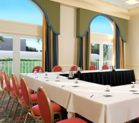 Hilton Naples Areca Palm Meeting Room