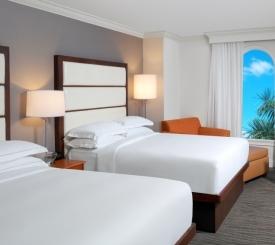 Hilton Naples Double Guestroom