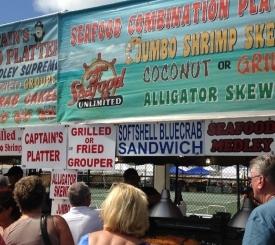 Everglades Seafood Festival