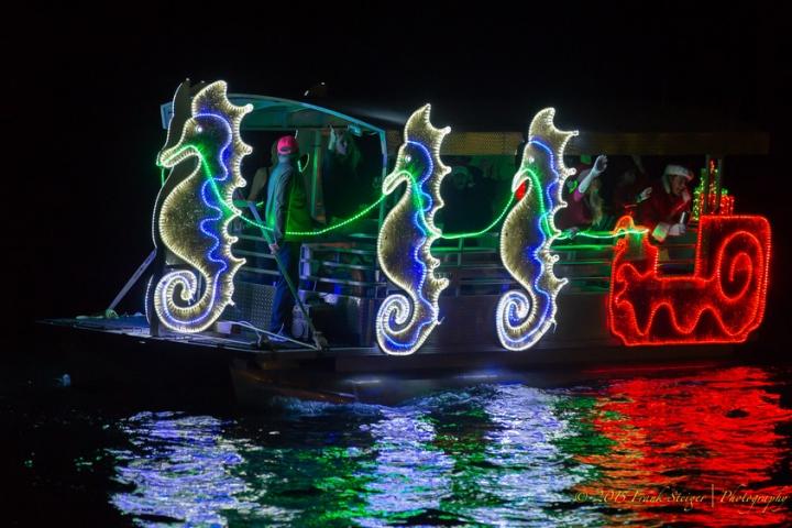 Marco Island Christmas Island Style Boat Parade