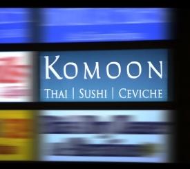 Komoon Thai Sushi & Ceviche
