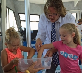 Free Kids Science Cruise on Double Sunshine July 29