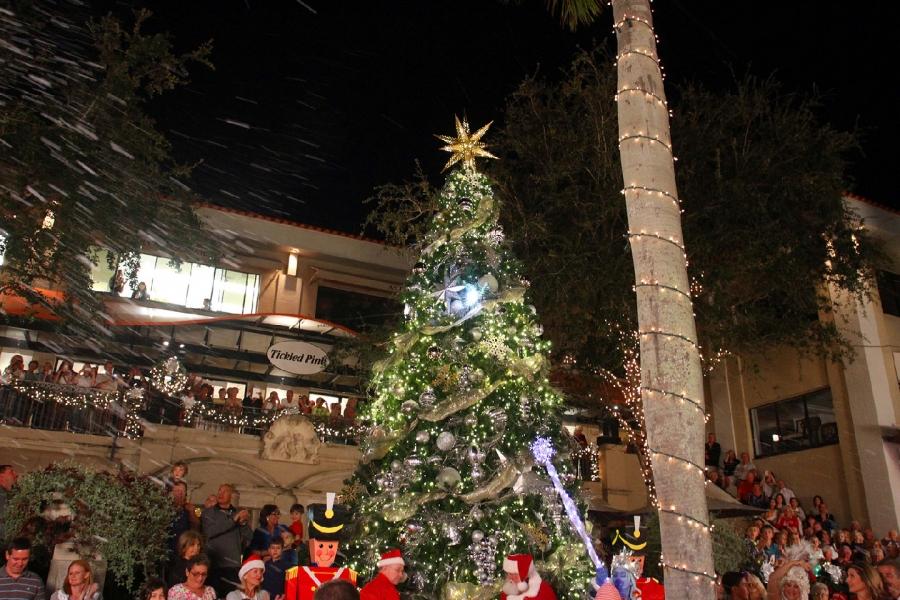 Christmas on Third Tree Lighting & Celebration
