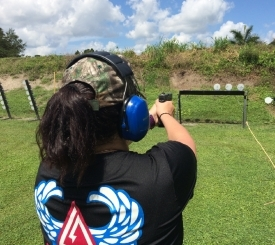 Altair Gun Club at Deep Lake - Altair Training Solutions