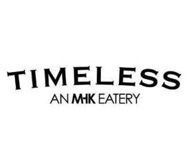 Timeless - An MHK Eatery