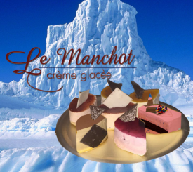 Le Manchot Creme Glacee