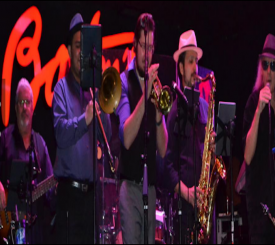 Chicago Tribute Show By Solid Brass Band