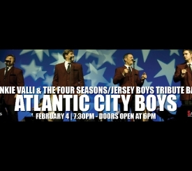 Atlantic City Boys at the SWFL Performing Arts Center