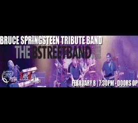 "B Street Band ""Bruce Springsteen"" Tribute dinner show"