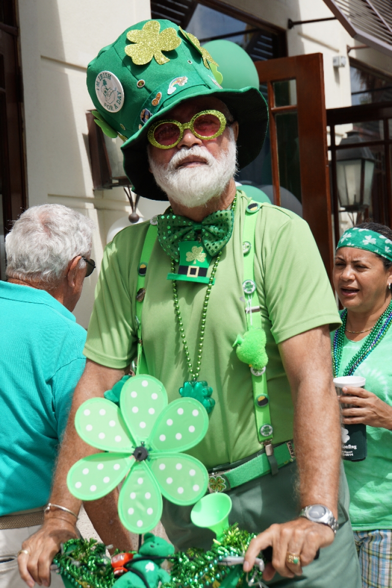 Naples St. Patrick's Day Parade