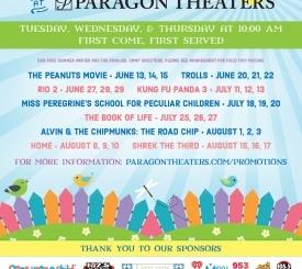 """Free Summer Movie at Paragon Pavilion """"Shrek The Third"""""""