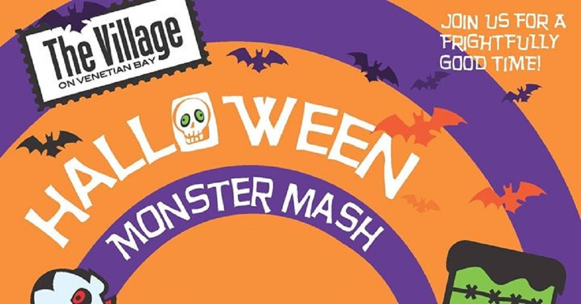 Monster Mash - Trick or Treat Event at Venetian Village