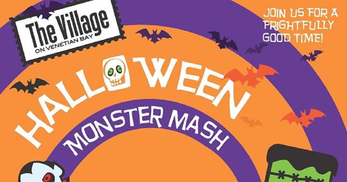 Monster Mash - Trick or Treat Event at Venetian Village