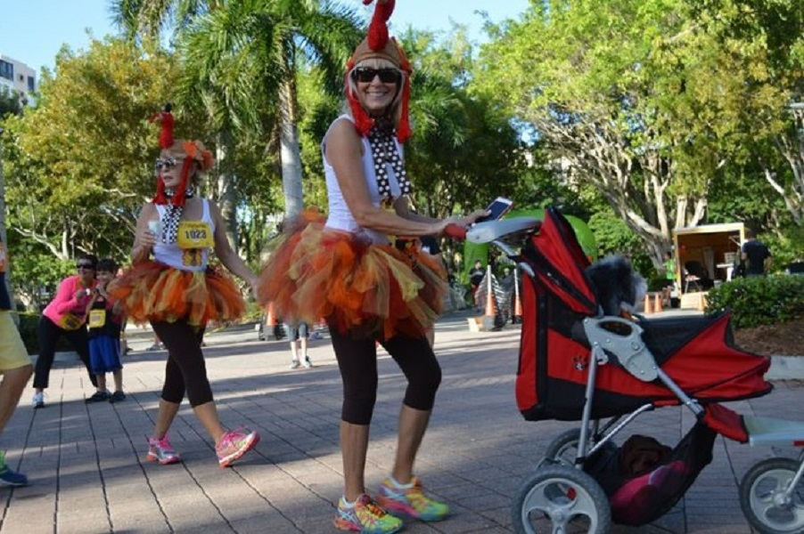 Gobble Gobble 4 Mile Run/Walk at Venetian Village