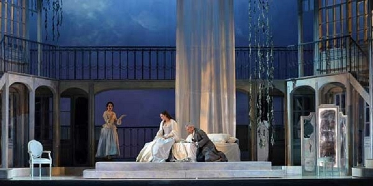 The Marriage of Figaro Opera at Artis-Naples