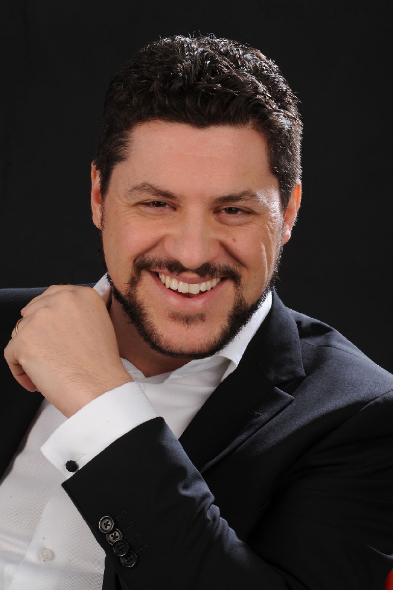 Luca Salsi Comes to Wang Opera Center