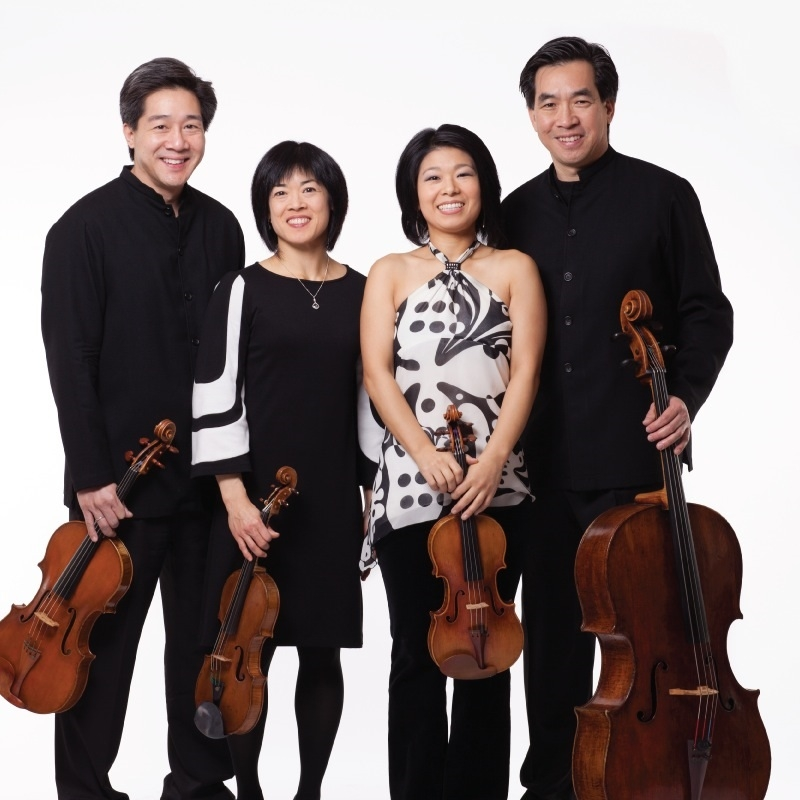 Ying String Quartet to Perform at the Wang Opera Center