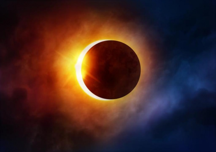 Solar Eclipse Watch Event