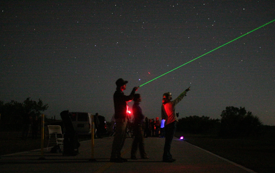 Night Sky Programs - Big Cypress National Preserve