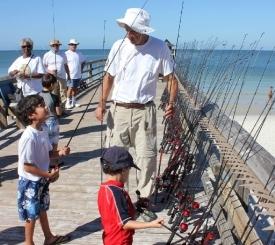 Free Kids Fishing Clinic