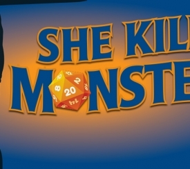 The Naples Players Present She Kills Monsters