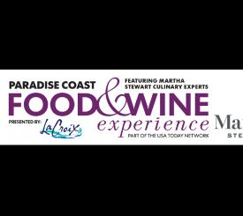 Paradise Coast Wine & Food Experience
