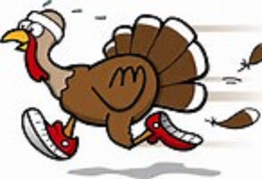 Thanksgiving 5K at Cambier Park