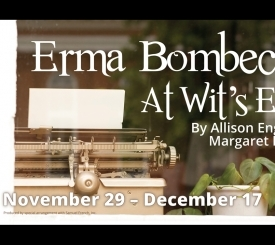 Erma Bombeck: At Wit's End - The Marco Players