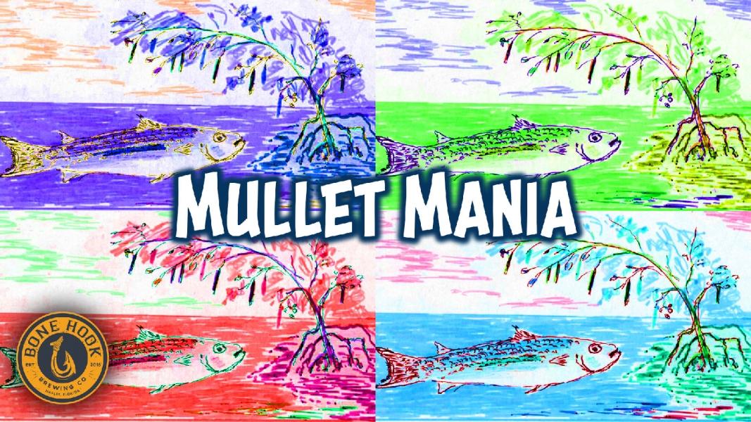 Mullet Mania - Museum Nights