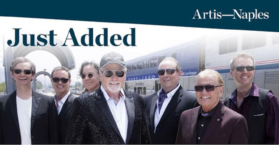 Beach Boys at Artis-Naples!