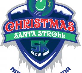 Christmas Santa 5k at Sugden Regional Park