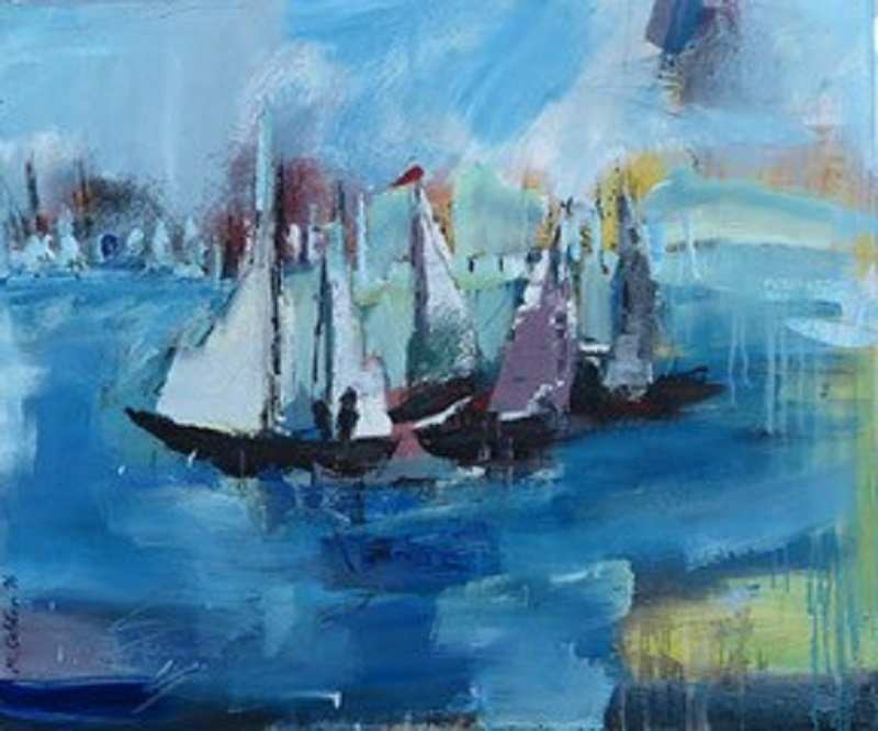 Marianne Oehler Exhibition at Marco Island Center for the Arts