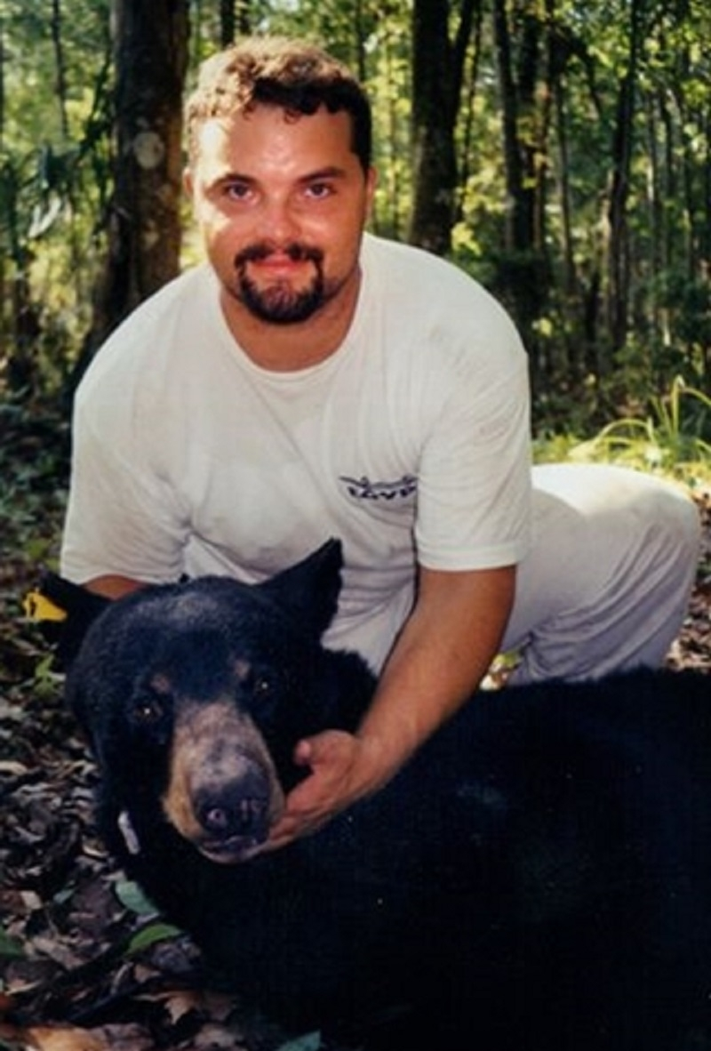 Black Bear Lecture at the Naples Zoo
