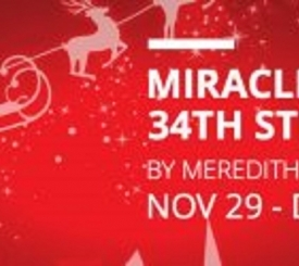 The Naples Players Present Miracle On 34th Street the Musical.